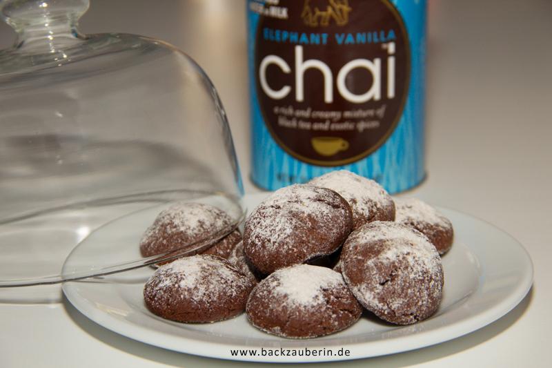 Chai Latte Cookies – Kuchen, Gebäck, Pralinen und gute Laune